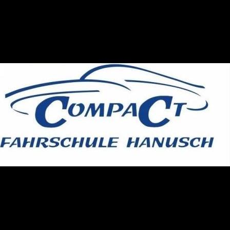 Logo: Compact-Fahrschule Hanusch Inh. Steffen Hanusch