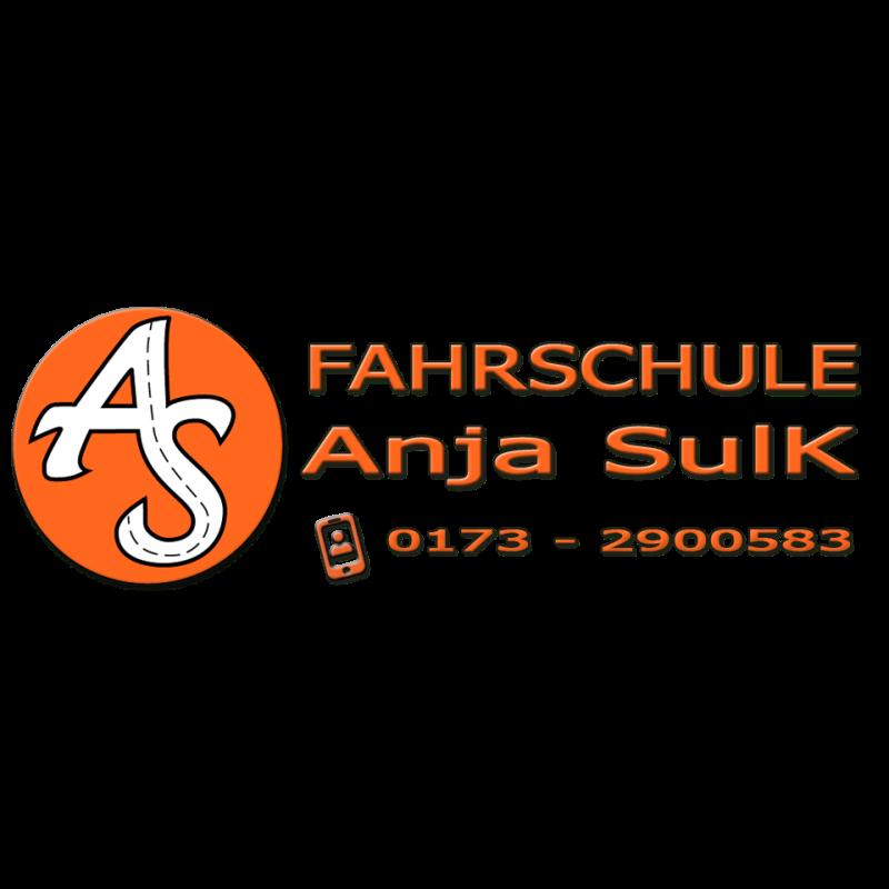 Logo: Fahrschule Anja Sulk