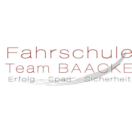 Logo: Fahrschule Team Baacke