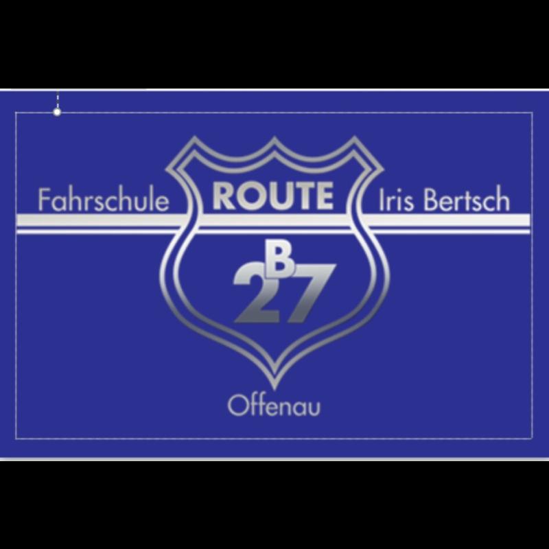 Logo: Iris Bertsch Fahrschule