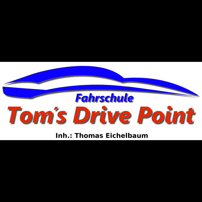 Logo: Fahrschule Tom´s Drive Point