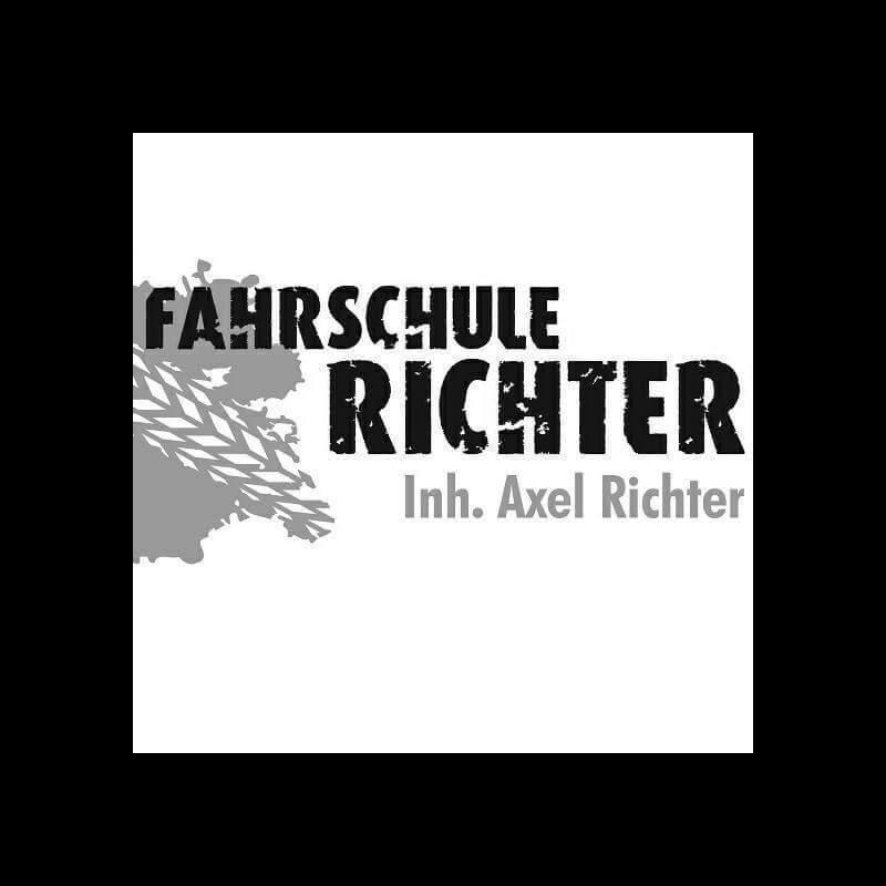 Logo: Fahrschule Richter, Inh. Axel Richter