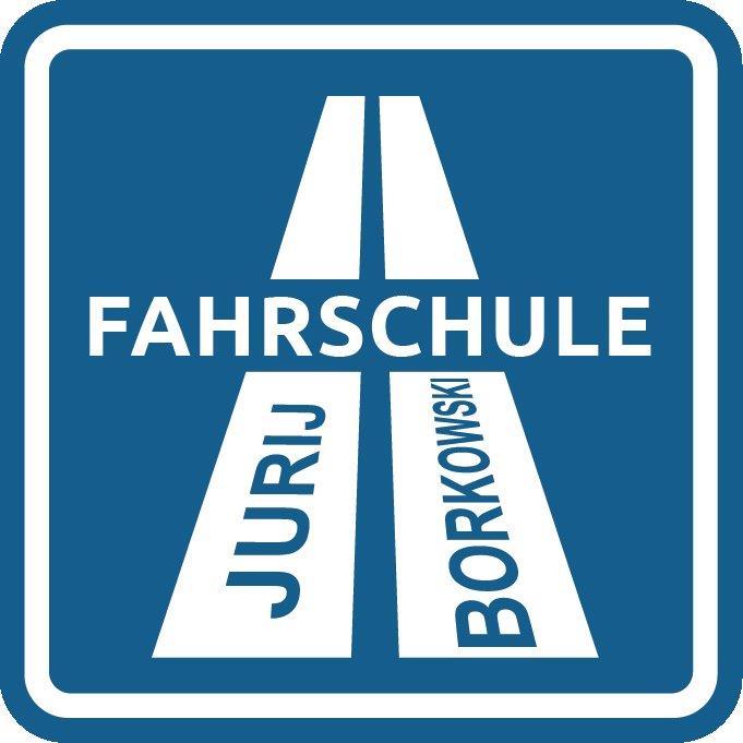 Logo: Fahrschule Jurij Borkowski