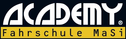 Logo: ACADEMY Fahrschule MaSi