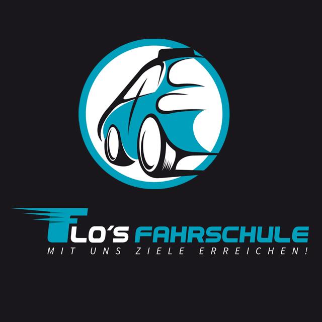 Logo: Flo´s Fahrschule