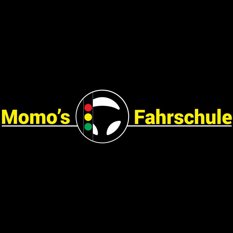 Logo: Momo´s Fahrschule