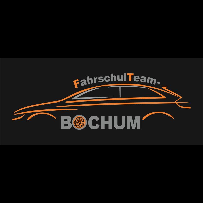 Logo: FahrschulTeam Bochum