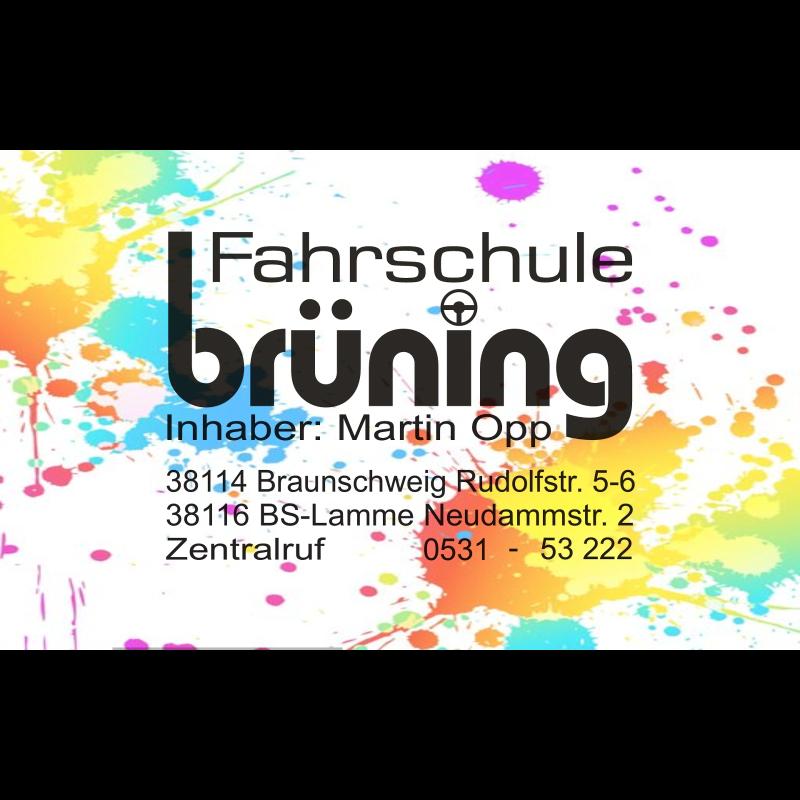 Logo: Fahrschule Brüning