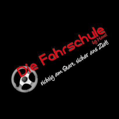 Logo: Die Fahrschule by Hansi