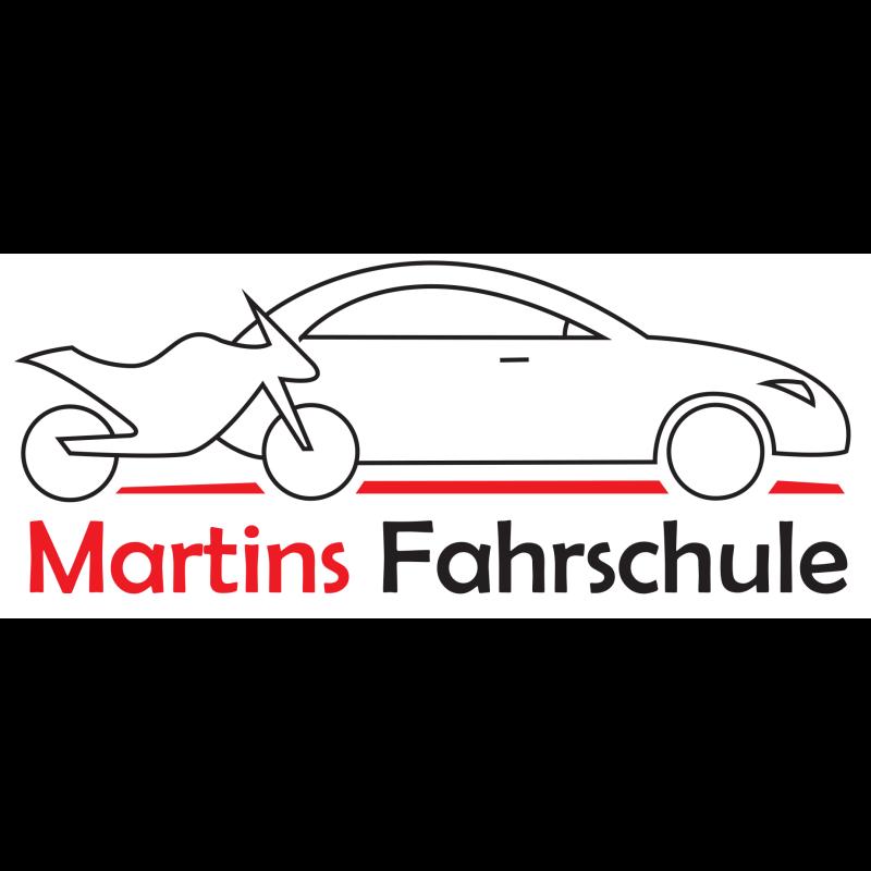 Logo: Martins Fahrschule