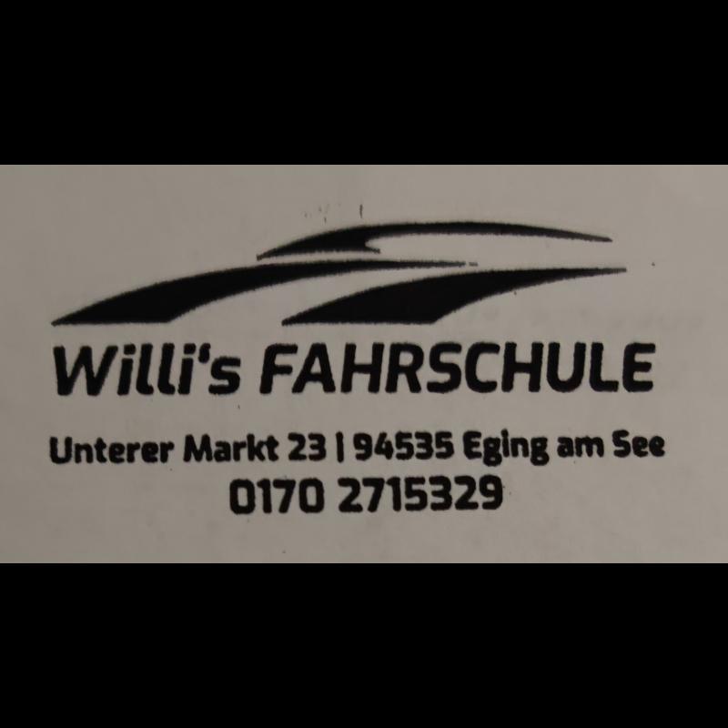 Logo: Willi's Fahrschule