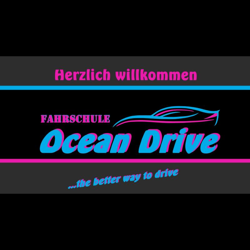 Logo: Fahrschule Ocean Drive