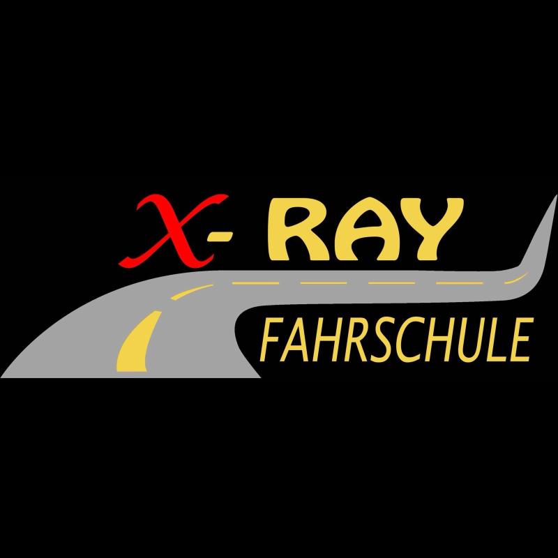 Logo: X-Ray Fahrschule