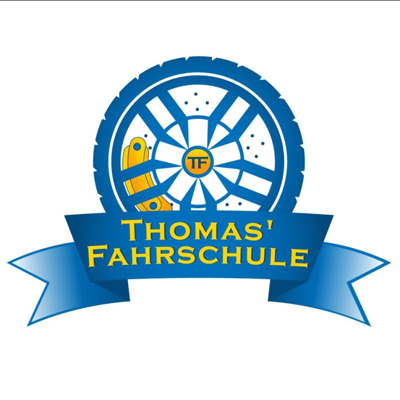 Logo: Thomas' Fahrschule