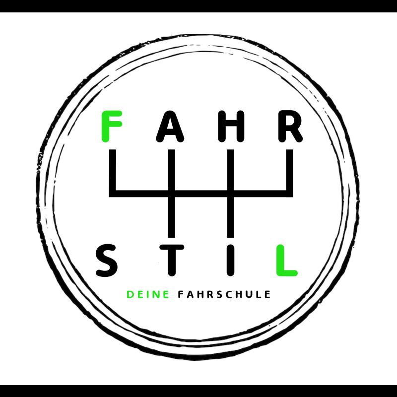 Logo: FAHR STIL - deine Fahrschule