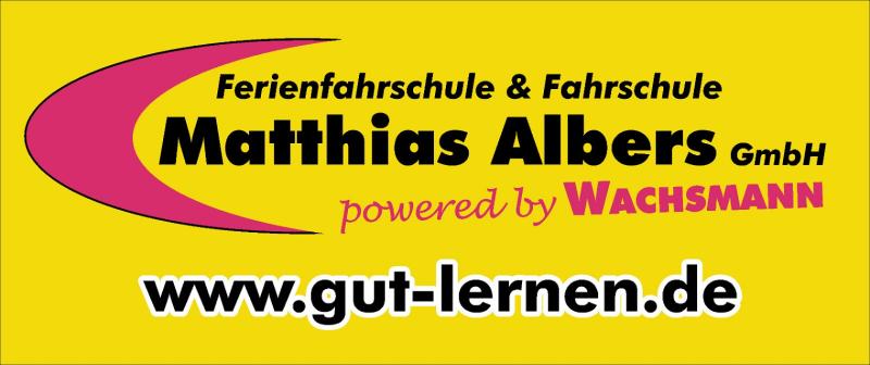 Logo: WACHSMANN Fahrschule Matthias Albers GmbH
