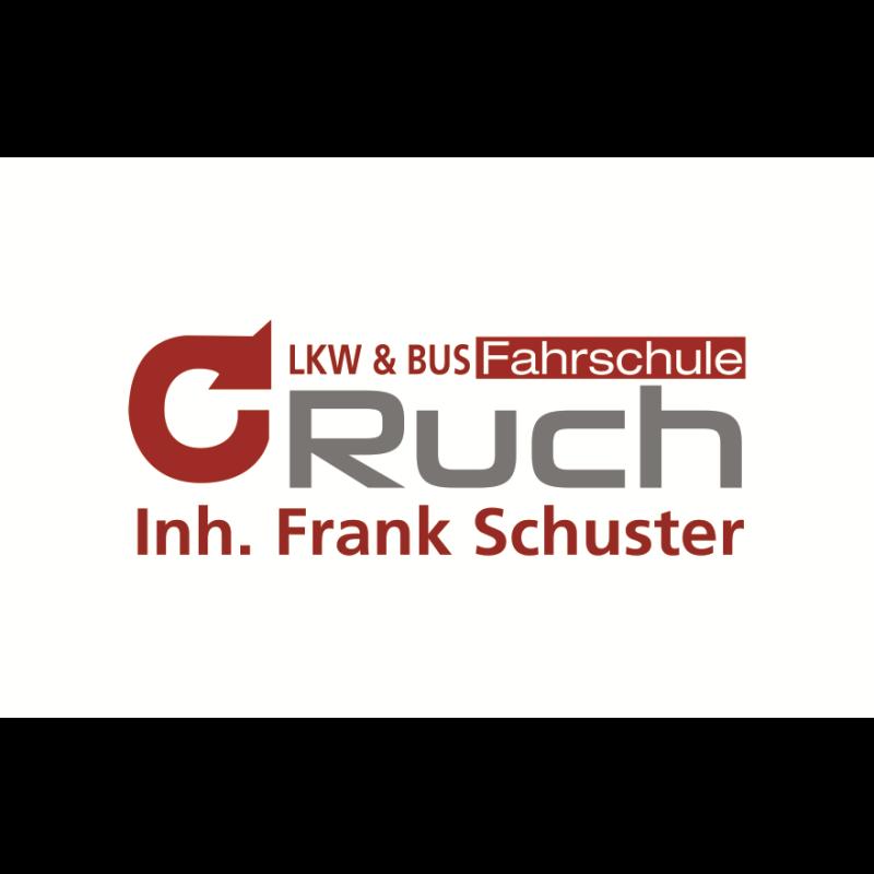 Logo: LKW & BUS Fahrschule Ruch